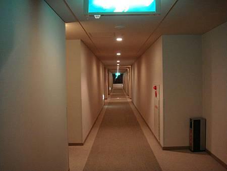 0708166-輕井澤1130渡假飯店走道