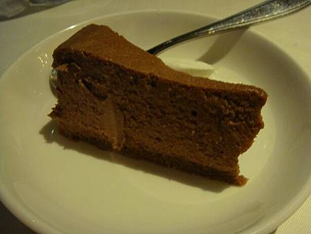 0709302-甜點是巧克力慕斯