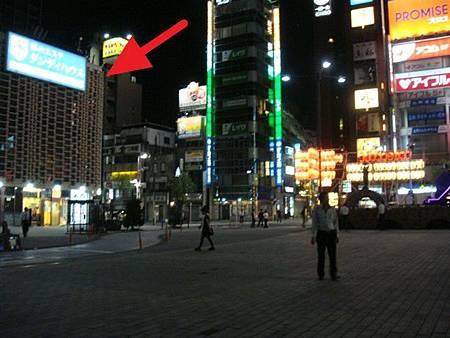 0707292-新橋站前廣場