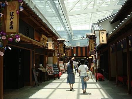 0710046-羽田機場的江戶小路