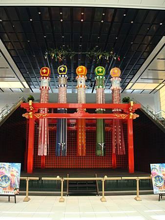 0710043-羽田機場的江戶舞台