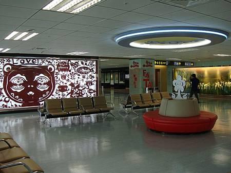 0706008-松山機場內