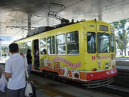 0725016-熊本路面電車