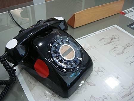 0725046-Kumamon外型的電話