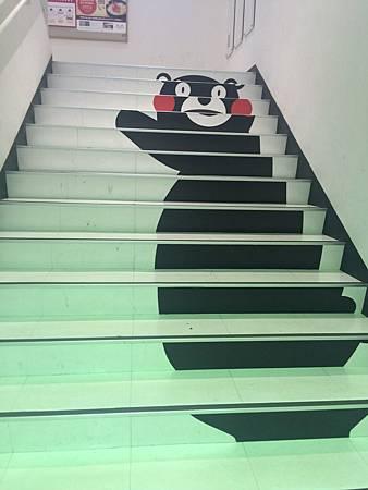 0726014-JR熊本站的kumamon by F