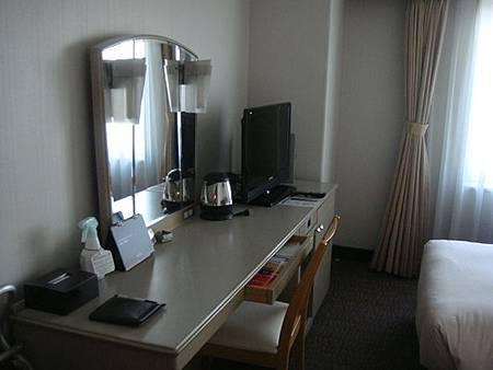 0710030-Hotel Resol Hakodate 406房.JPG