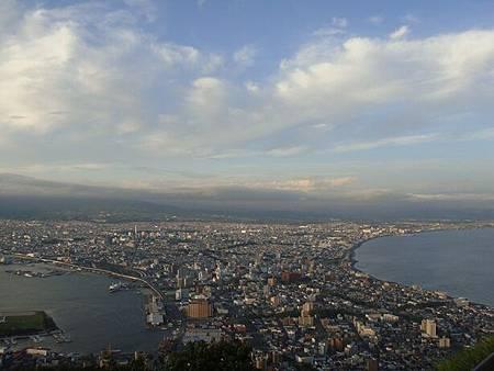 0710105-函館百萬夜景的傍晚.JPG