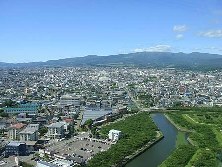 0711233-五稜郭公園跟函館市.JPG