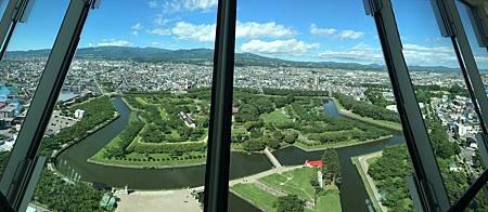 0711235-五稜郭公園by Y.JPG