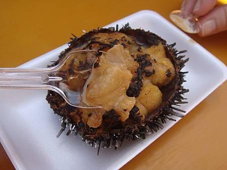 0712065-吉岡食堂烤海膽.JPG