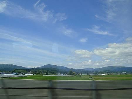 0712098-新幹線窗景.JPG