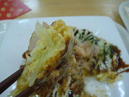 0712210-伊藤洋華堂地下美食街的大阪燒.JPG