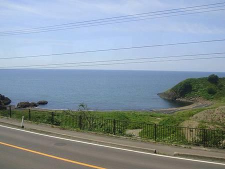 0713064-從能代往十二湖的沿線風景.JPG