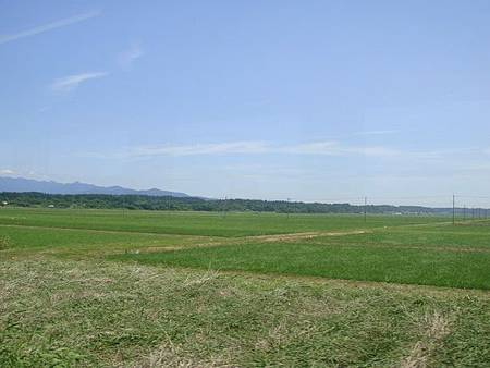 0713057-從能代往十二湖的沿線風景.JPG