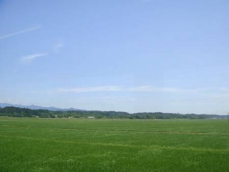 0713059-從能代往十二湖的沿線風景.JPG
