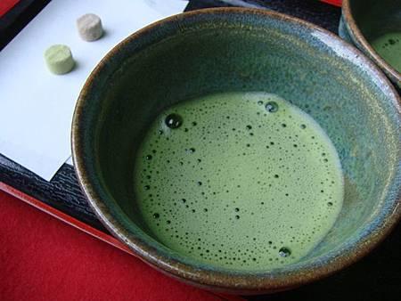 0713268-名水製的抹茶.JPG