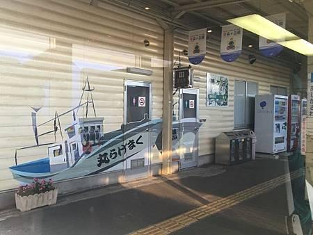 0713346-鰺ヶ沢車站by Y.JPG