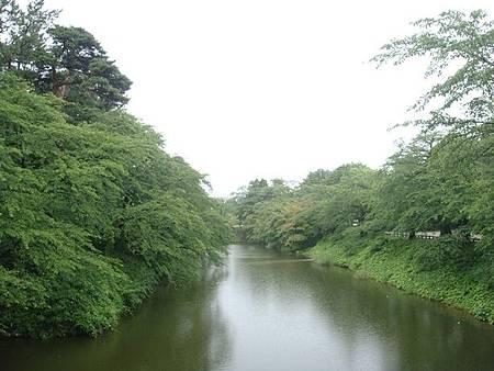 0714048-杉之大橋下的護城河.JPG