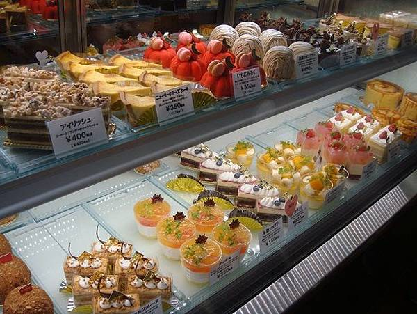 0714181-Patisserie Le Chocolat甜點店.JPG
