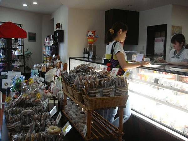 0714192-Patisserie Le Chocolat甜點店.JPG