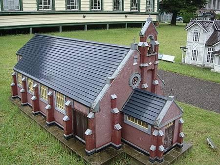 0714293-弘前西洋建築的縮小模型.JPG