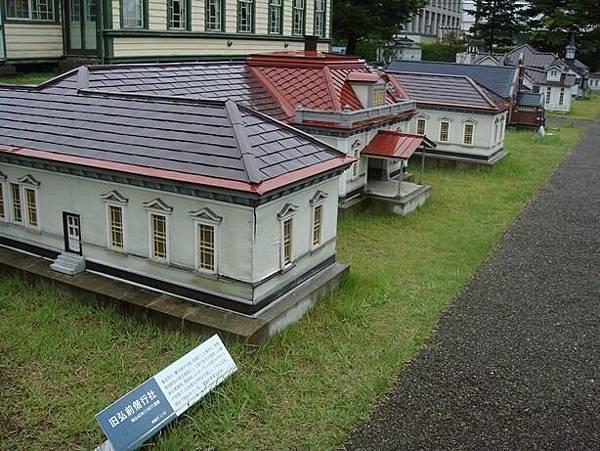 0714303-弘前西洋建築的縮小模型.JPG