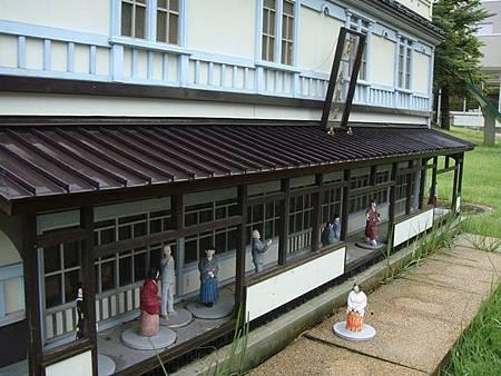 0714301-弘前西洋建築的縮小模型.JPG