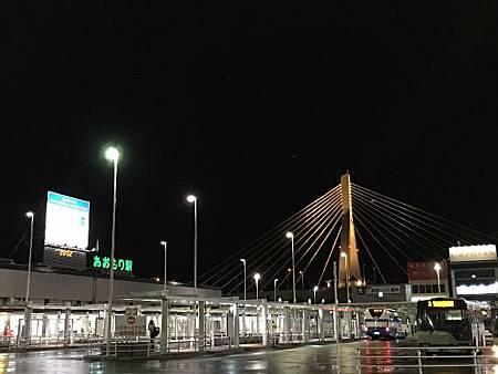 0714448-青森車站跟青森海灣大橋by Y.JPG