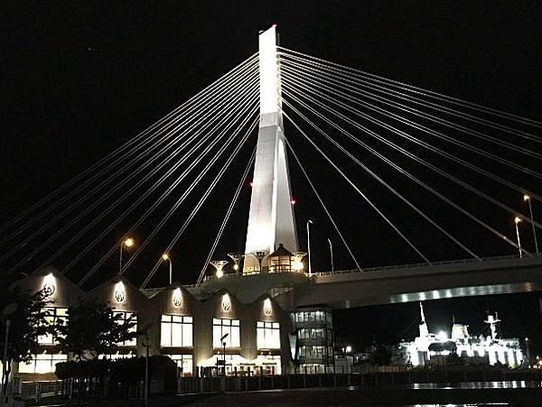 0714465-青森海灣大橋跟A-factory by Y.JPG