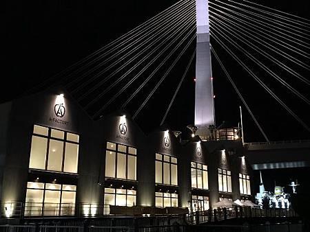 0714467-青森海灣大橋跟A-factory by Y.JPG