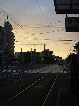 0715220-函館的夕陽.JPG
