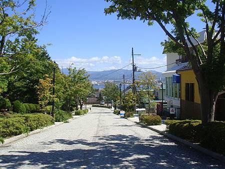 0716121-元町公園旁的坡道.JPG