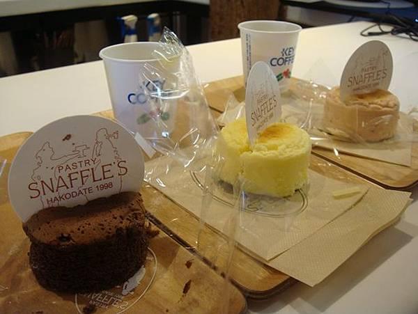 0716250-Pastry Snaffle's起司蛋糕.JPG