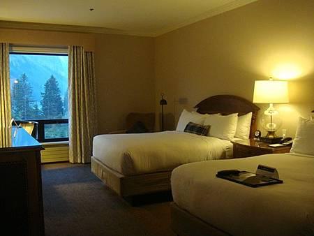 0711546-The Fairmont Chateau Lake Louise 3901房.JPG