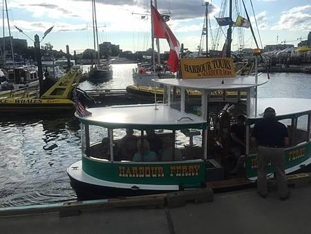 0715494-維多利亞港區的水上巴士R.JPG