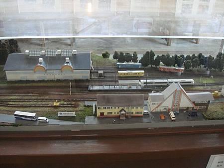 1024241-阿仁合駅旁的內陸線資料館.JPG