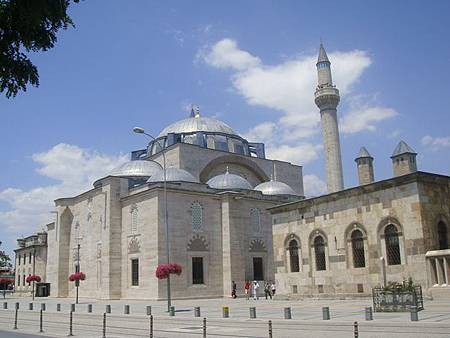 0708159-Mevlâna Museum梅夫拉那清真寺.JPG