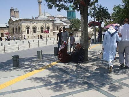 0708156-Mevlâna Museum梅夫拉那清真寺.JPG