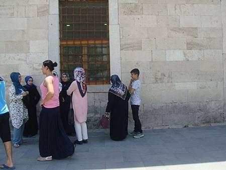 0708169-Mevlâna Museum梅夫拉那清真寺.JPG