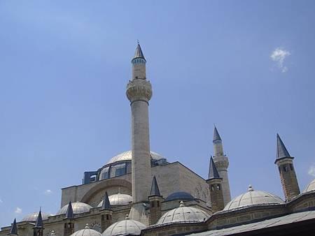 0708171-Mevlâna Museum梅夫拉那清真寺.JPG