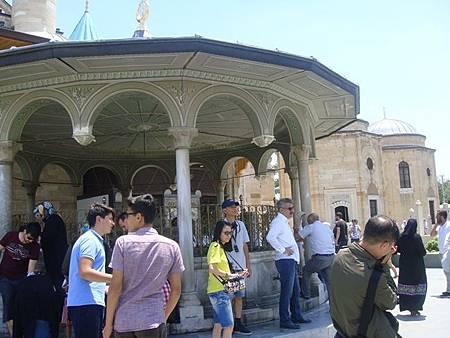 0708172-Mevlâna Museum梅夫拉那清真寺.JPG