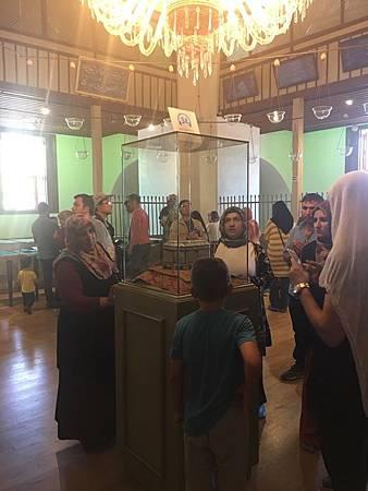 0708181-Mevlâna Museum梅夫拉那清真寺(穆罕默德的鬍子)Y.JPG
