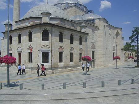 0708229-Mevlâna Museum梅夫拉那清真寺.JPG