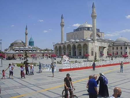 0708226-Mevlâna Museum梅夫拉那清真寺.JPG