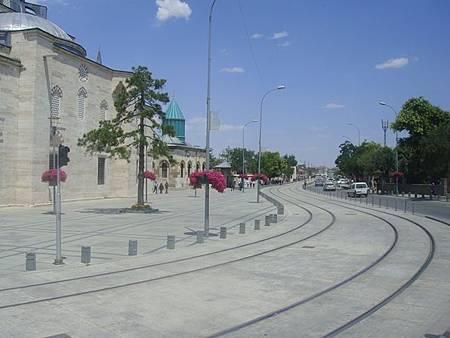 0708232-Mevlâna Museum梅夫拉那清真寺.JPG