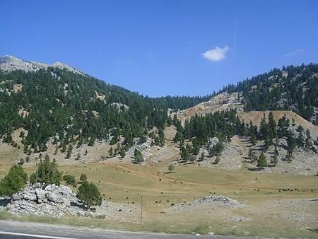 0708267-翻越Taurus Mountains塔羅斯山脈.JPG