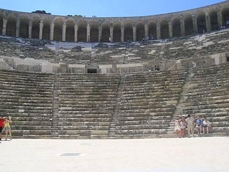 0709406-Aspendos阿斯班多斯劇場.JPG