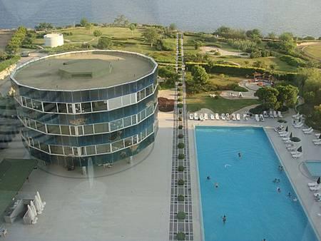0709487-The Marmara Antalya 1405房窗景.JPG