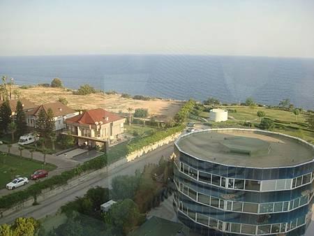 0709488-The Marmara Antalya 1405房窗景.JPG