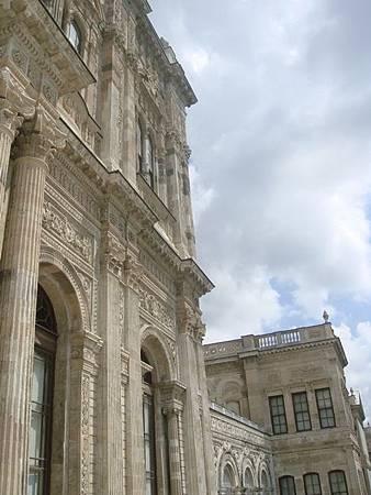 0714060-Dolmabahçe Sarayi多瑪巴切皇宮.JPG